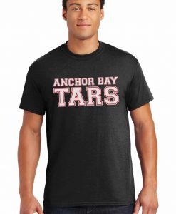 Anchor Bay Tars Men's Black DryBlend T-Shirt Tee